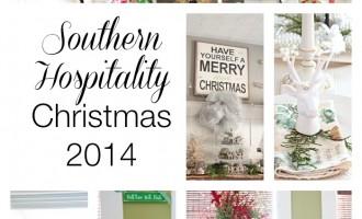 Christmas Home Tour 2014:  Part 2