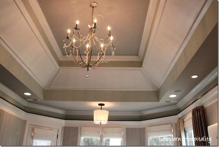 TV master ceiling