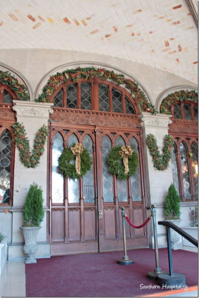 Feature Friday Christmas At The Biltmore House Southern