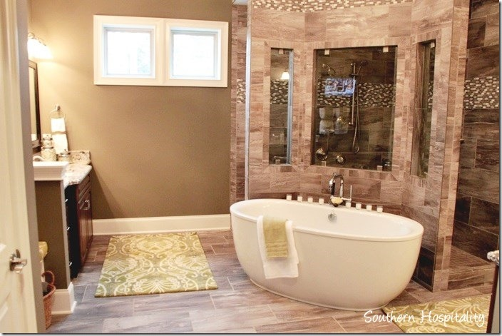 drees master bath
