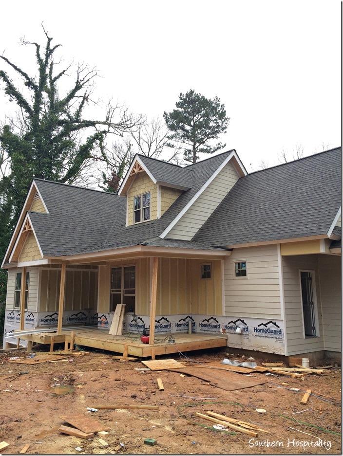 Progress At Ruby S Lake House Southern Hospitality