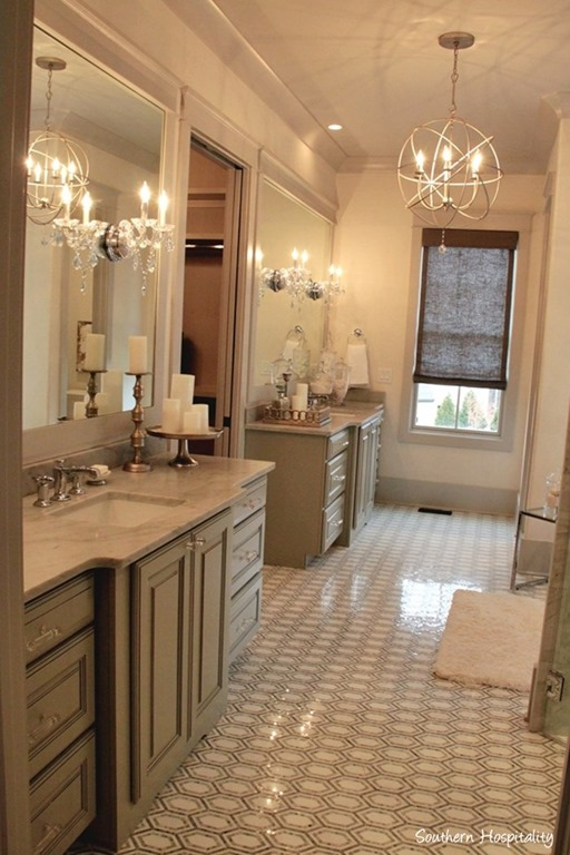 1000 images about modern chic decor on pinterest parade for Bath remodel nashville