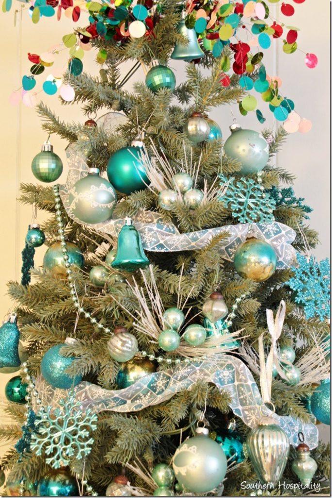 turquoise tree 2