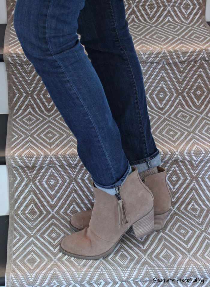 Fashion Over Fifty: Booties