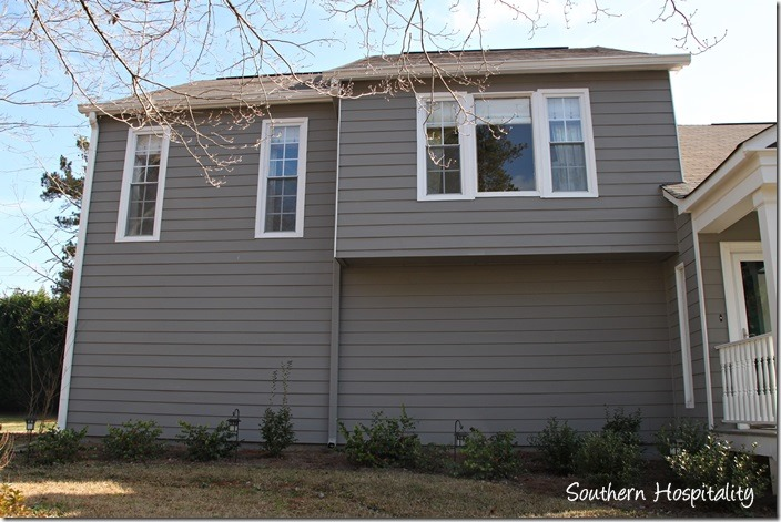 house exterior for windows
