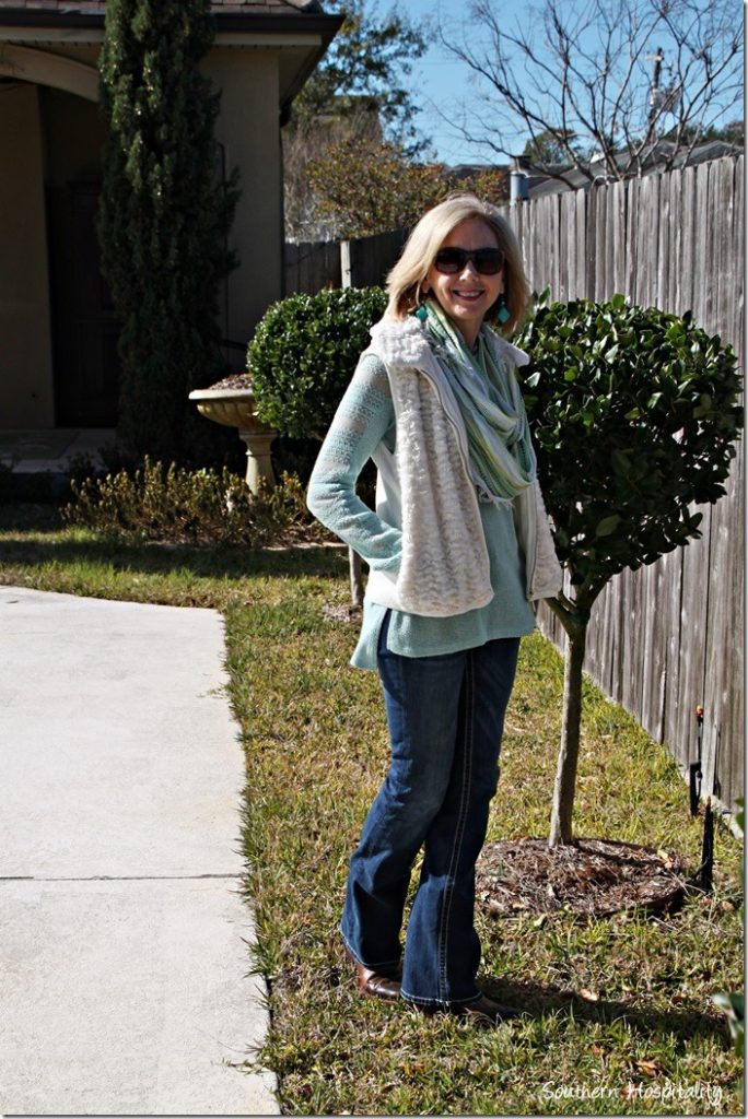 Fashion Over 50: Cowboy Boots and Bootcut Jeans - Southern Hospitality