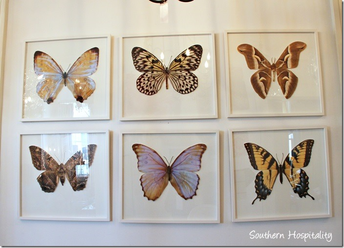 Wall Art Glass Butterflies : Magazine street new orleans southern hospitality