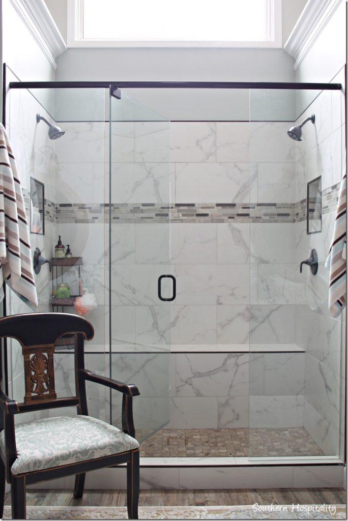 shower closer