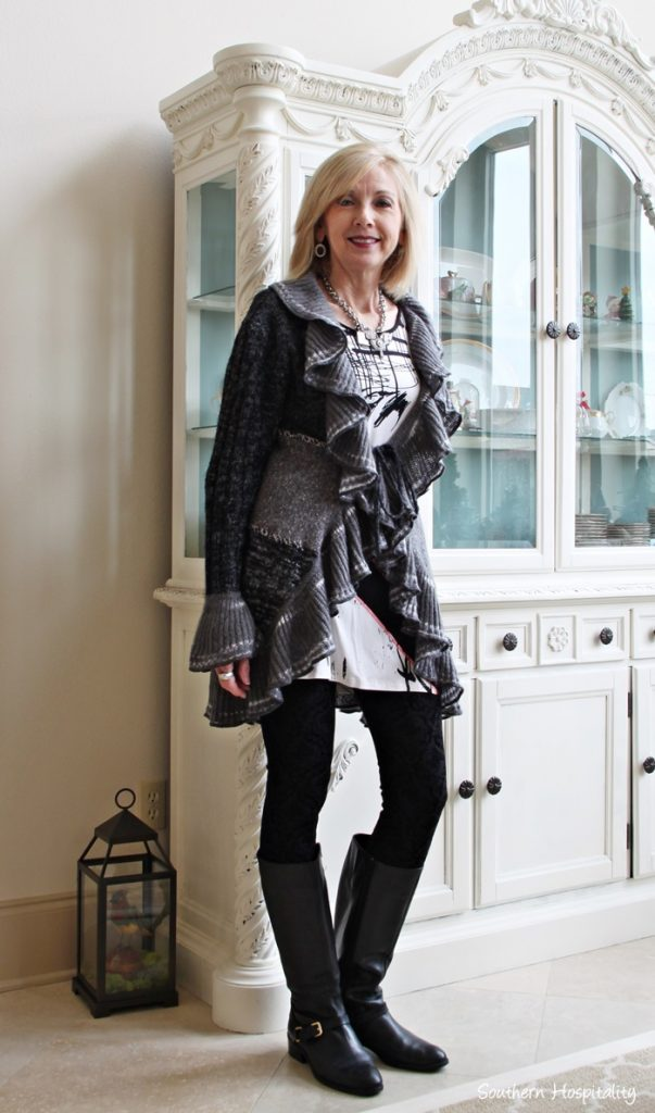 Fashion Over 50: Sweaters