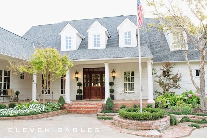 11 gables home exterior