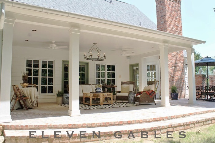 Feature Friday Eleven Gables Southern Hospitality