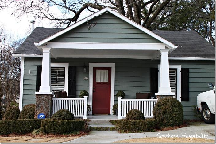 exterior bungalow