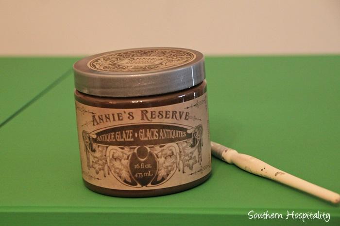 annie reserve tobacco glaze
