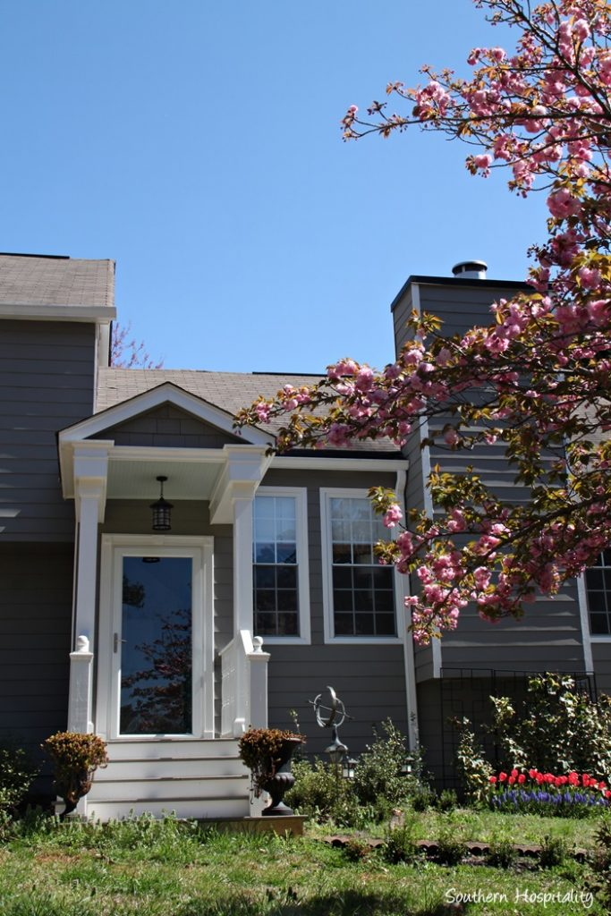 exterior porch spring