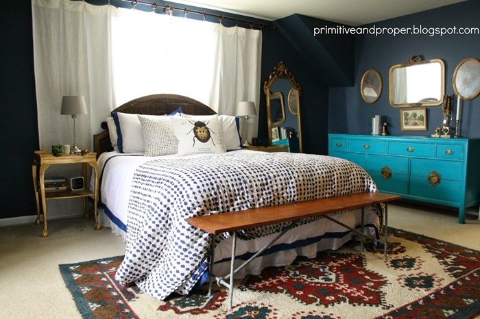 Mid Century Modern Eclectic Bedroom interesting mid century modern eclectic bedroom living room colors