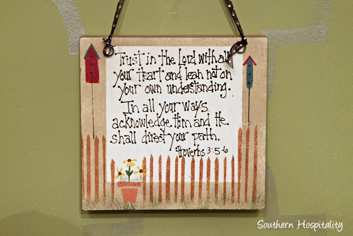 scripture sign