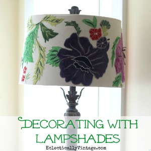 decorating-with-lampshades