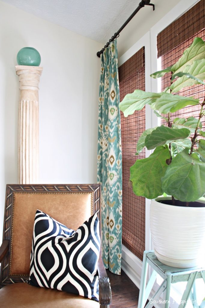 lr corner drapes
