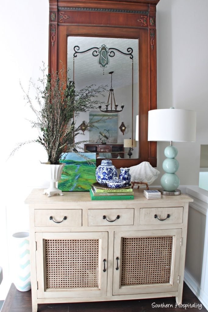 nadeau console table