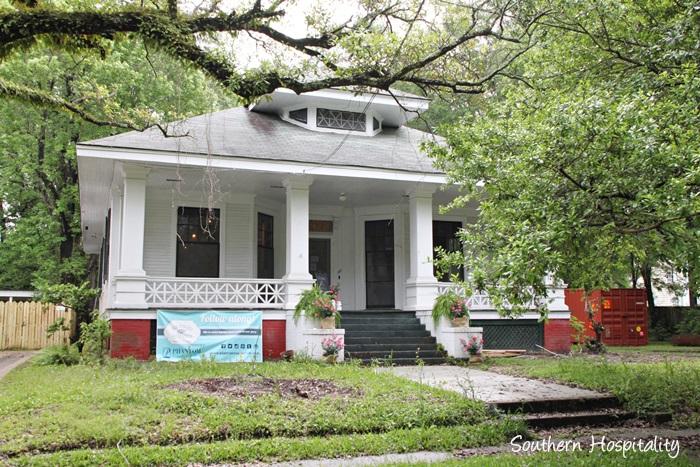 southern romance house mobile