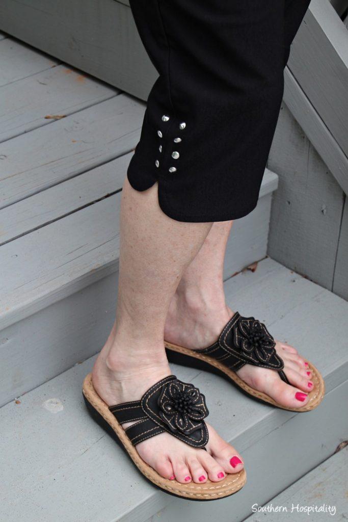 Rhonda sandals