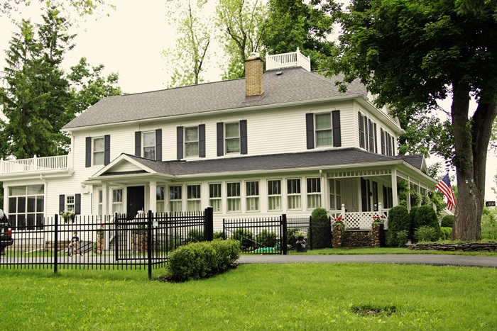 love of home exterior