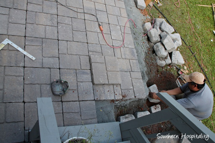 Paver Patio Project013_20150507