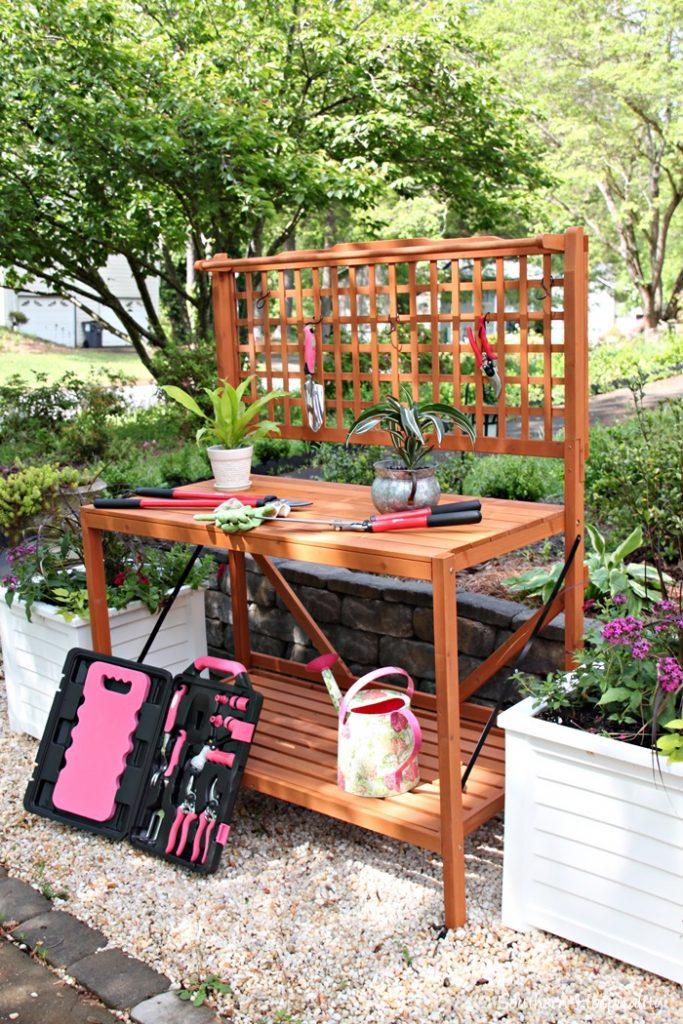 Wayfair Gardening Bench
