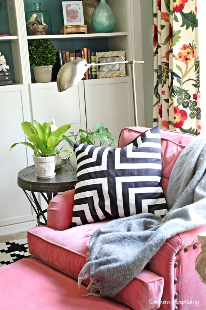 ballard designs coral chair