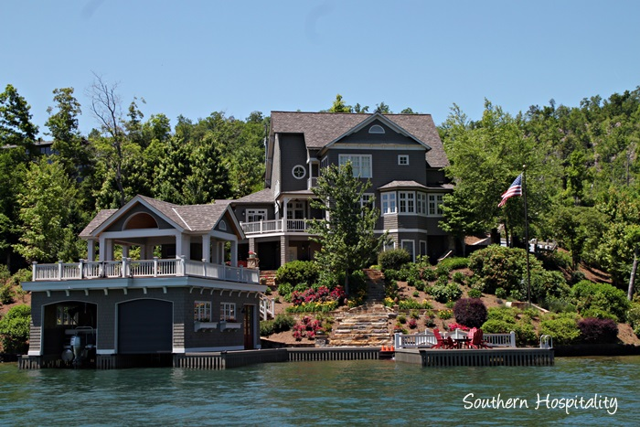 Visiting Lake Burton Southern Hospitality