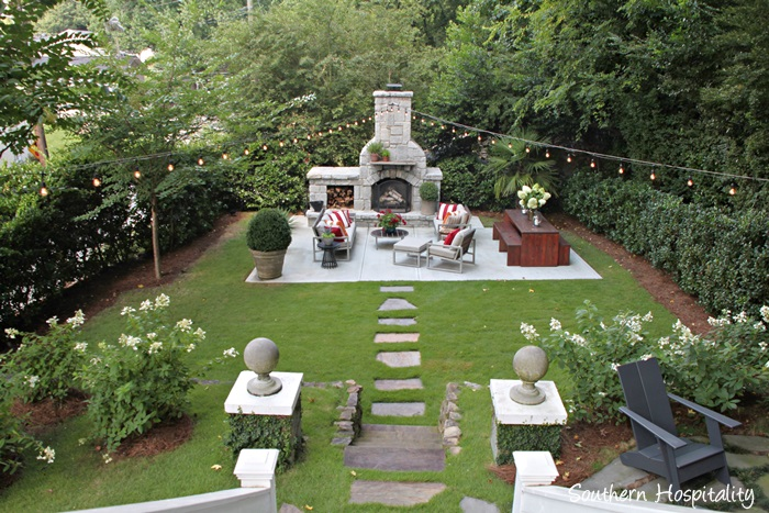 Feature Friday: Buck\'s Backyard Paradise - Southern Hospitality