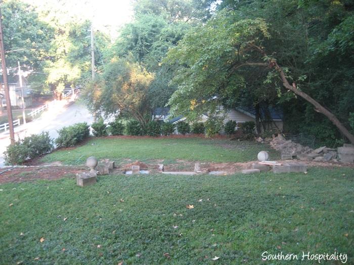 backyard paradise bucks backyard before 2_20150723