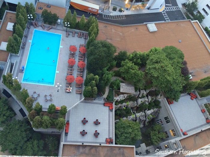 haven conference 2015grand hyatt pool from roof_20150720