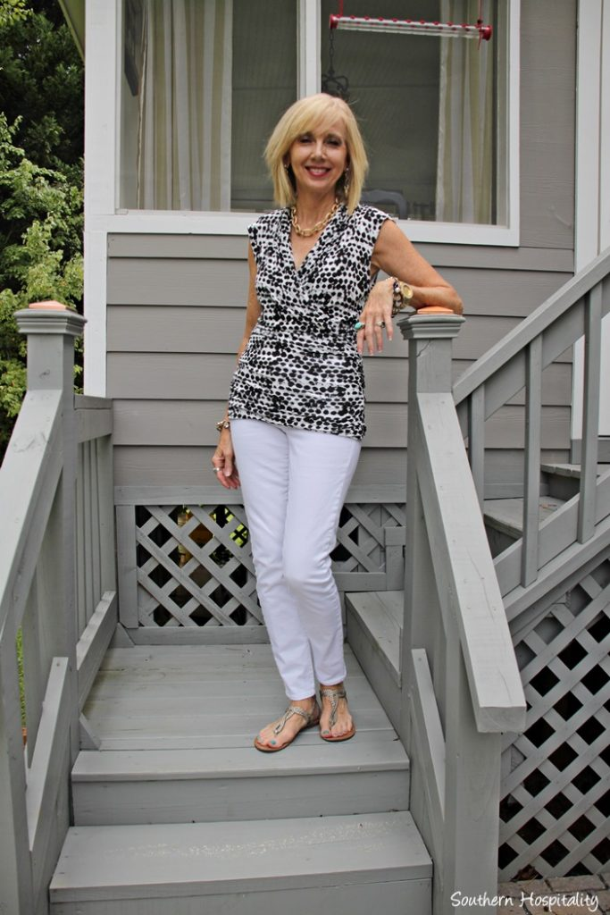 Fashion over 50: More Summer Casual - Southern Hospitality