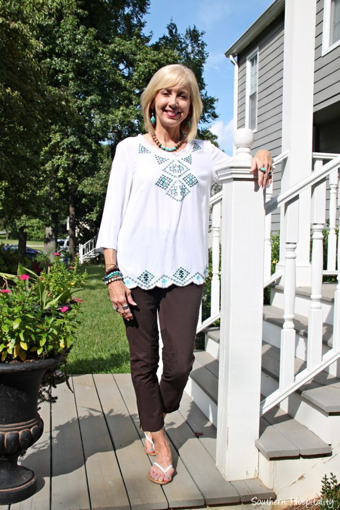 Fashion Over 50 More Summer Casual Southern Hospitality