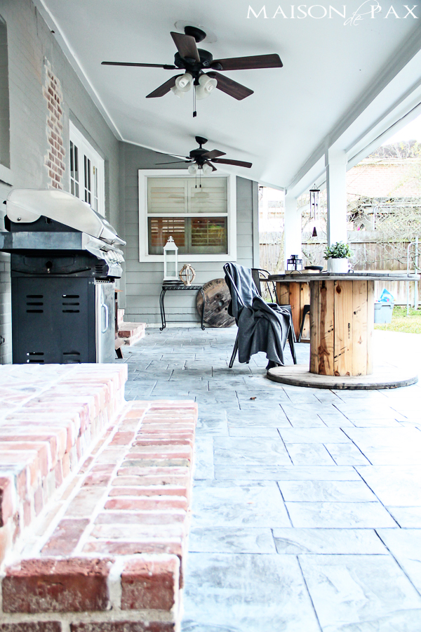Stamped-Concrete-Patio-long-and-low