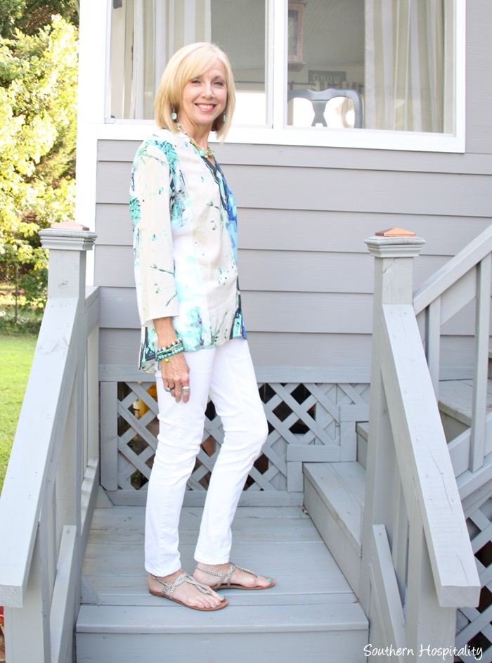 Fashion over 50: Summer into Fall - Southern Hospitality