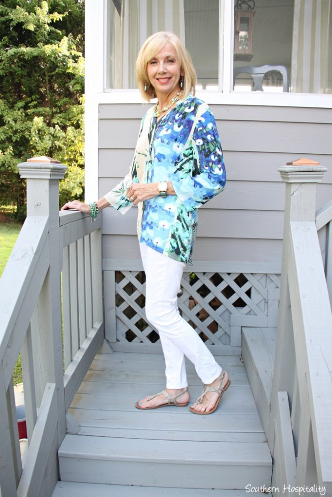Fashion over 50: Summer into Fall