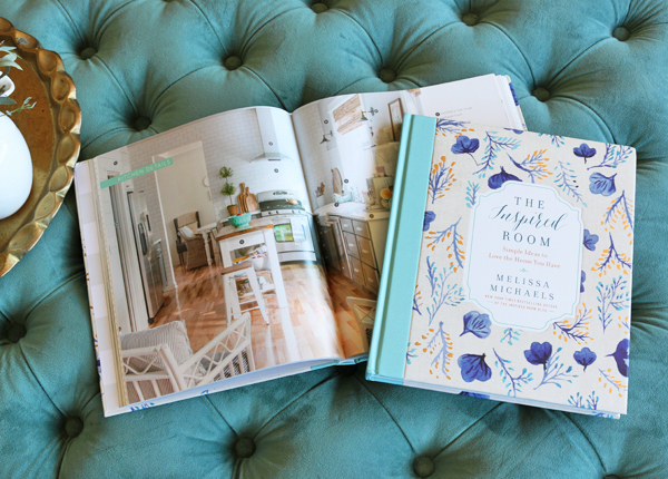 The Inspired Room Coffee Table Book - Southern Hospitality