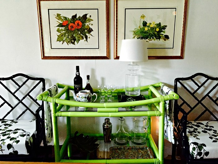 Dining Room Bar Cart: Feature Friday: Be Fed Again