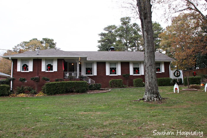 Updating A 1950 39 S Brick Ranch Home Southern Hospitality