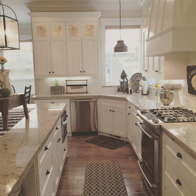 Yellow Farmhouse Kitchen: Feature Friday: Yellow Prairie Interiors