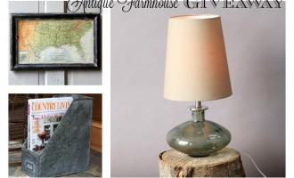 Antique Farmhouse {Giveaway}