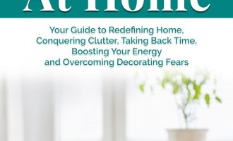 Creating Success at Home {Giveaway}
