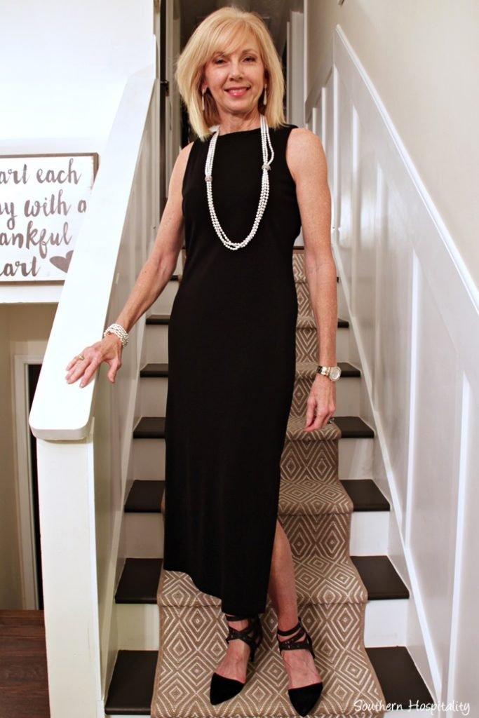 Fashion Over 50 The Little Black Dress Southern Hospitality