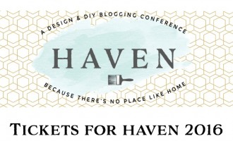 Haven Conference 2016 Ticket Sales!