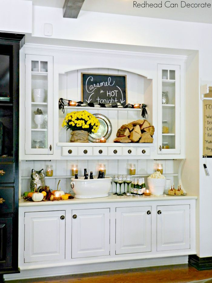 Trend Fall Hutch by Redhead Can Decorate