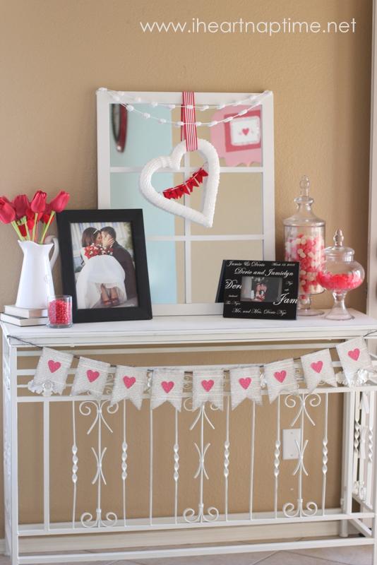 i heart naptime valentines