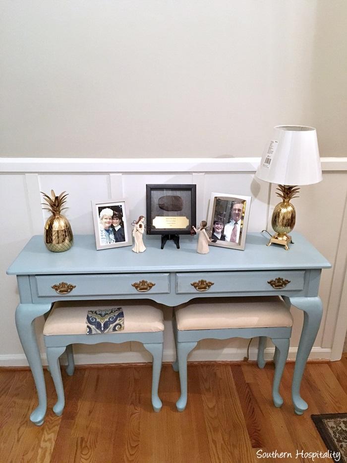 painted console table. Painted Console Table S