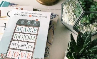 Make Room For What You Love Book launch